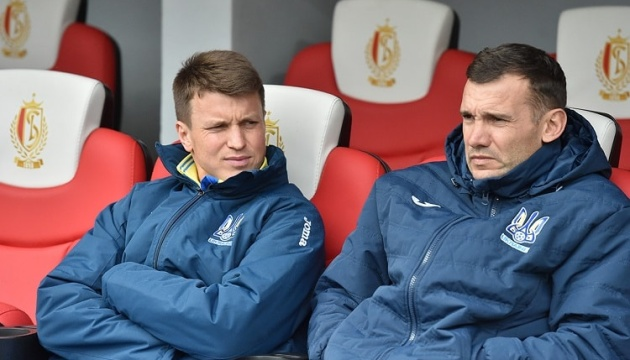 Футбол: підопічні Ротаня і Шевченка проведуть спільне тренування в Харкові