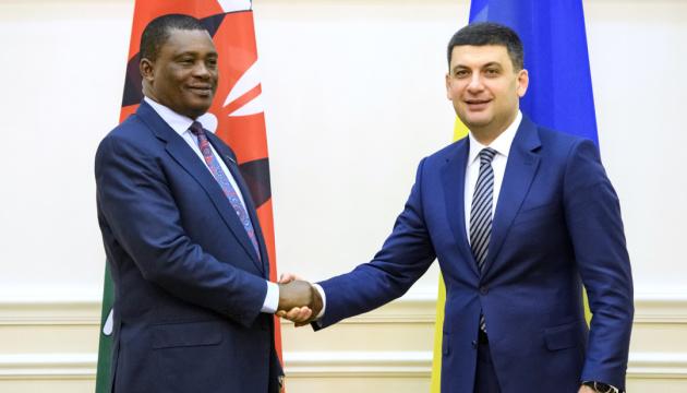 Кенія готова стати для України воротами до Сходу і Півдня Африки