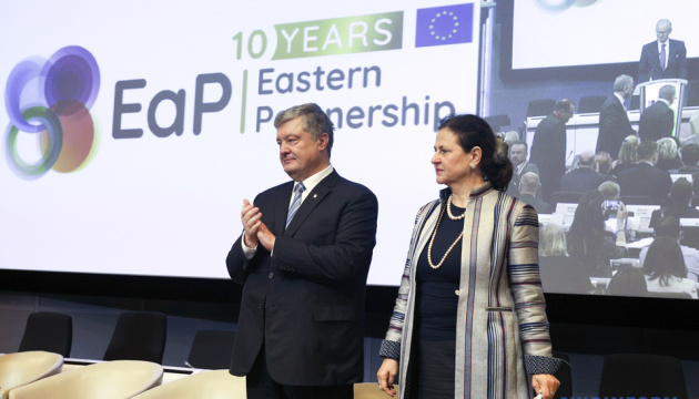 Poroshenko aboga por introducir un nuevo principio