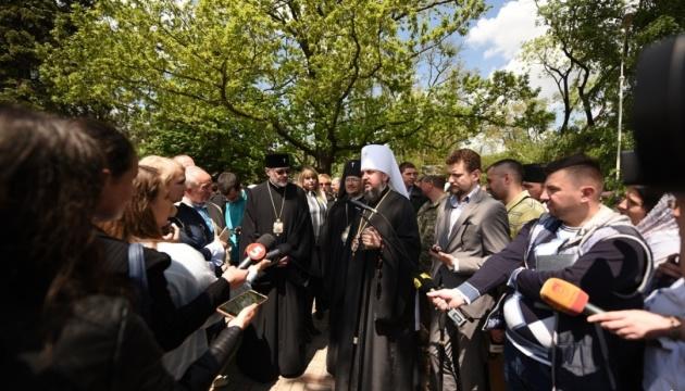 ウクライナ正教会の分裂はない=エピファニー首座主教