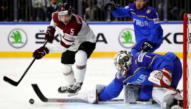 Хокеїсти Великої Британії та Італії втретє програли на чемпіонаті світу у Словаччині