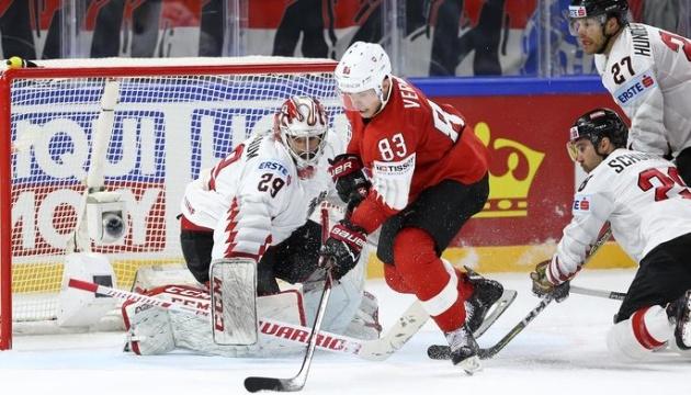 Чемпионат мира по хоккею: Германия обыграла Францию, Швейцария разгромила Австрию