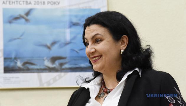 Климпуш-Цинцадзе вірить, що Євросоюз продовжить санкції проти Росії