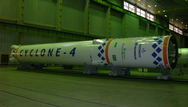 Для украинской ракеты