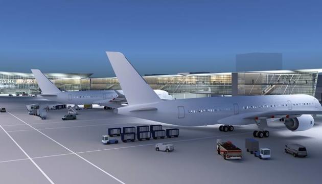 Головний аеропорт Фінляндії почав писати Kyiv замість Kiev