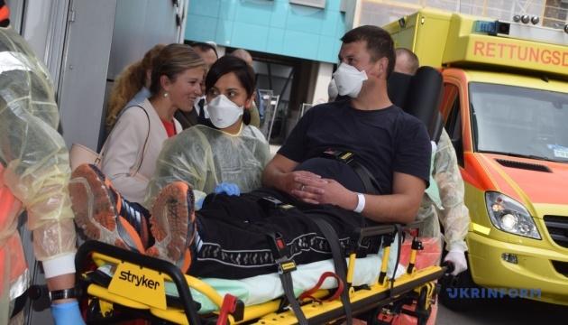 Госпиталь бундесвера: надежда для раненых из Украины