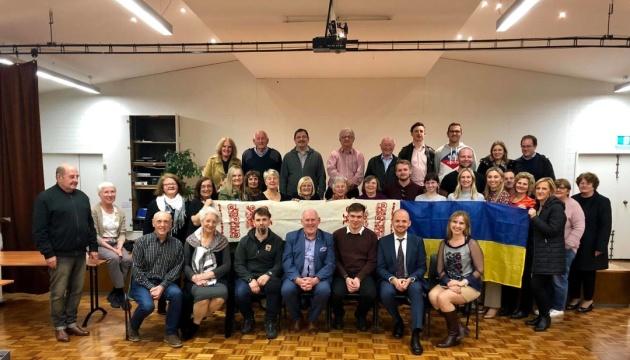 Делегація МОЗ зустрілася з представниками українських громад Австралії