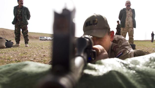 Нідерланди призупинили антитерористичну місію в Іраку