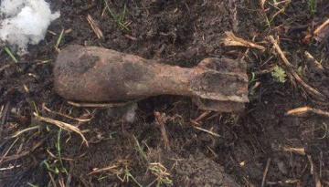 У Києві знищили дві мінометні міни часів Другої світової