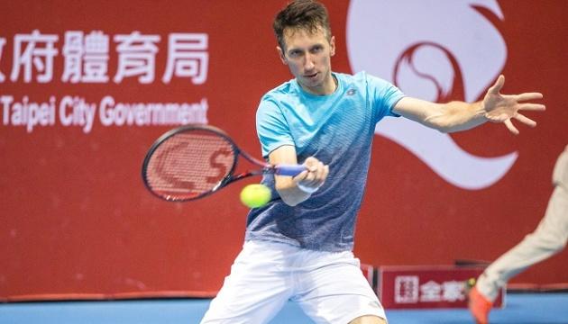 Стаховський не пройшов до 1/4 фіналу турніру ATP серії Challenge в Кванджу