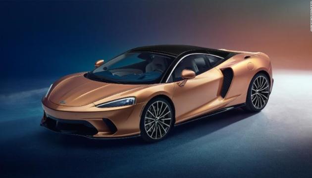 McLaren представив новий спорткар