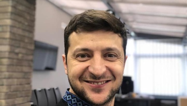 Zelensky wishes success to Lithuanian president-elect