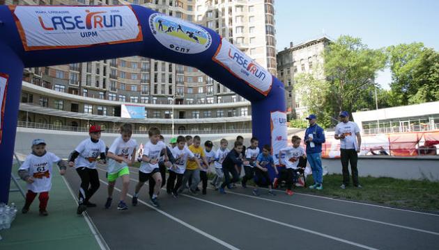 Сучасне п'ятиборство: 18 травня стартує Всеукраїнський тур Global Lazer Run City Tour