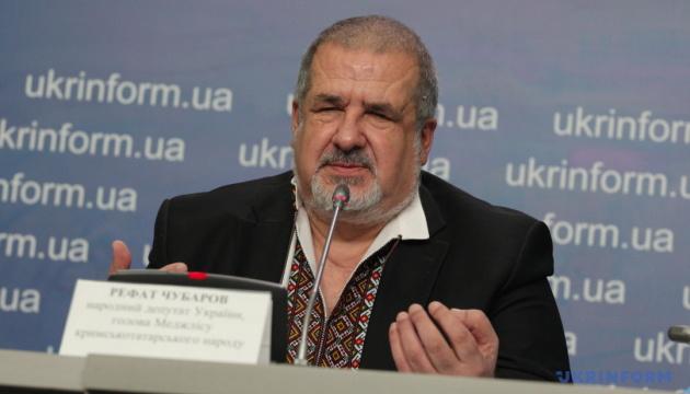 Обмін без кримських татар допомагає РФ укріпитися на окупованому півострові — Чубаров