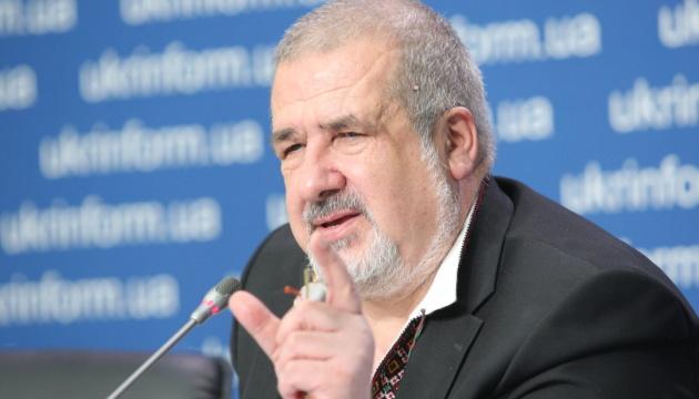 Чубаров пропонує запровадити покарання для тих, хто незаконно переселяється в окупований Крим