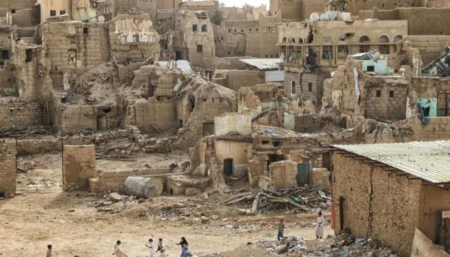 Во время бомбардировок в Йемене погибли гражданские