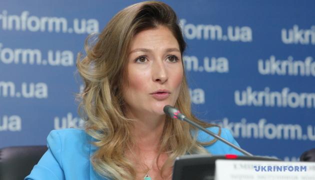 Джапарова сказала, як Україна збільшить потужність мовлення на окуповані території