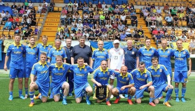 Ротань зіграє за ветеранську збірну України на Турнірі солідарності в Мадриді