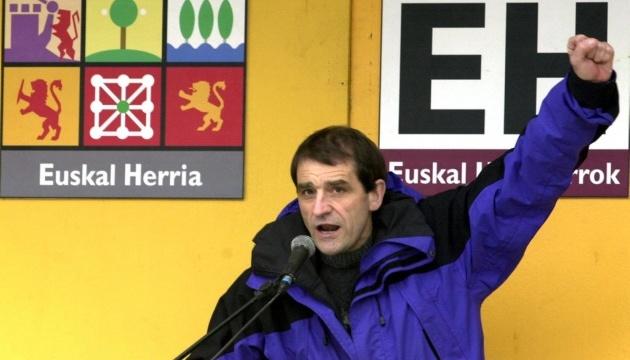 У Франції затримали лідера баскських сепаратистів ЕТА - він переховувався 17 років