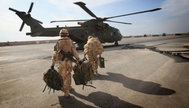 Британія підвищила рівень загрози для свого персоналу в Іраку