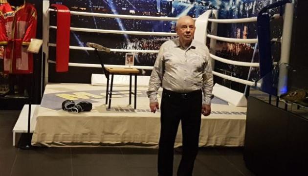 Тренер Кличків проведе виставковий бій на день свого 85-річчя