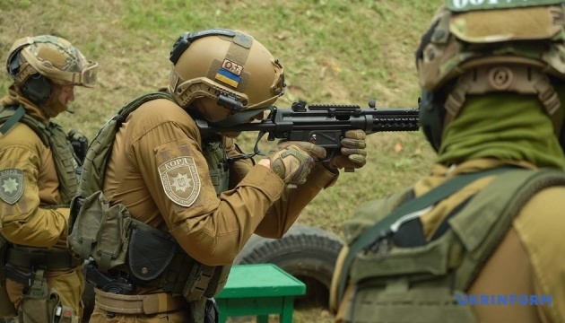 С новым оружием для украинских полицейских не все чисто