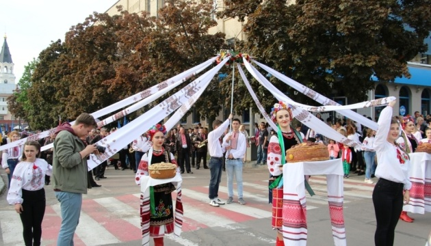 У Житомирі відбулась вишивана хода