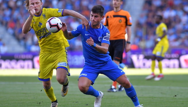 Малиновський став чемпіоном Бельгії у складі «Генка»