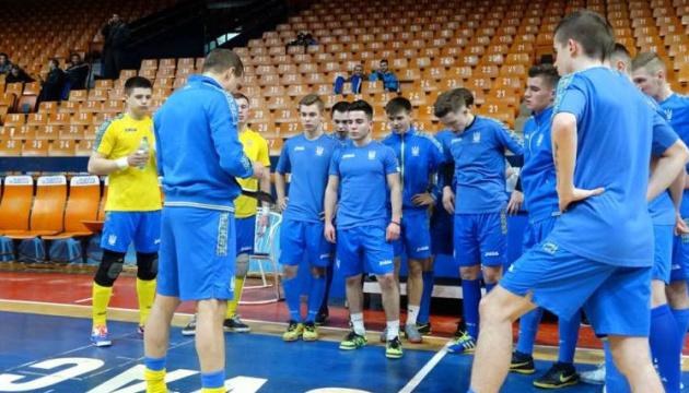 15 футзалістів збірної України викликані на тренувальній збір до юнацького Євро-2019