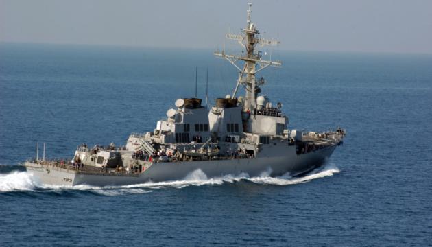 Ракетні есмінці США увійшли в Перську затоку