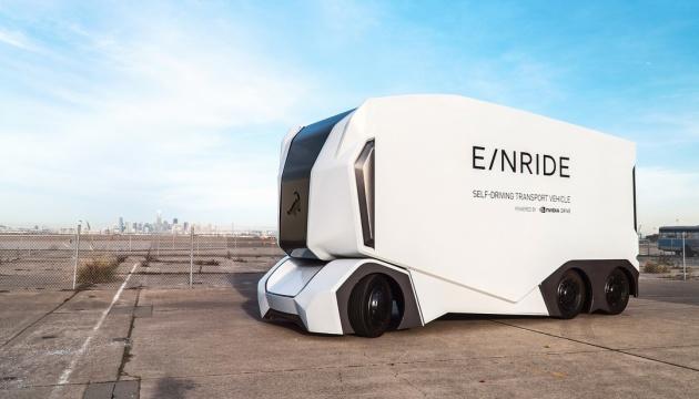 У Швеції тестують доставку товарів безпілотними вантажівками