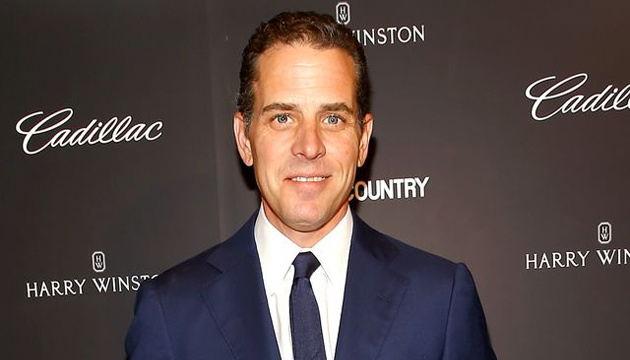 Biden's son dismisses allegations of corruption during work in Ukraine
