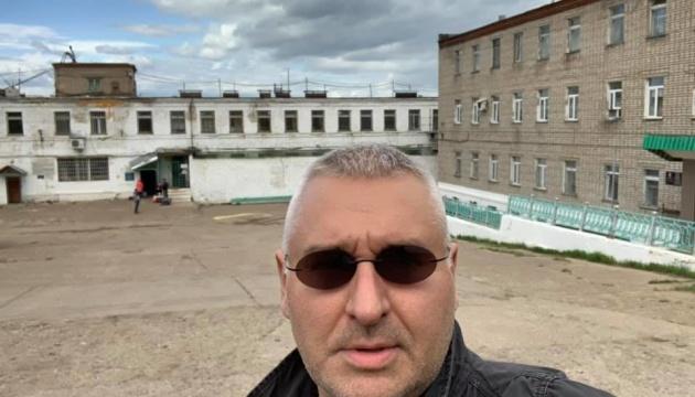 Сущенка у російській колонії відвідав Фейгін