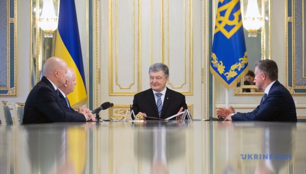Порошенко підписав указ про запуск 5G в Україні