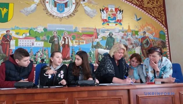 У Новограді-Волинському вчилися розробляти проекти та шукати для них гранти