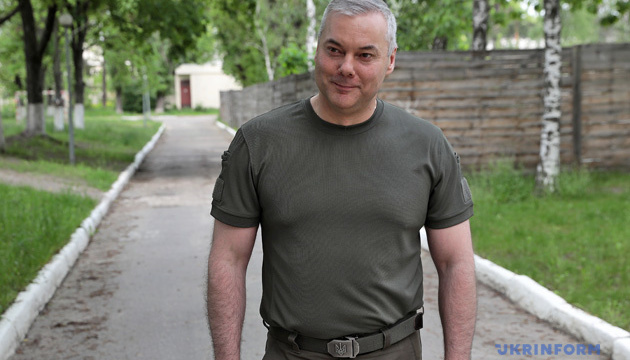 Наев назвал количество российских военных в оккупированном Крыму