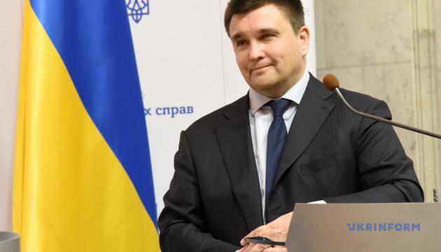 Pavlo Klimkin resigns as Ukrainian foreign minister