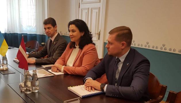В Україні відновить роботу офіс Агентства інвестицій та розвитку Латвії