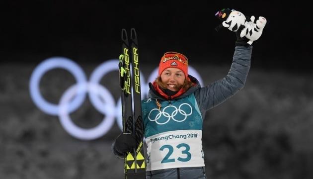 Дворазова олімпійська чемпіонка Дальмаєр завершила кар'єру біатлоністки