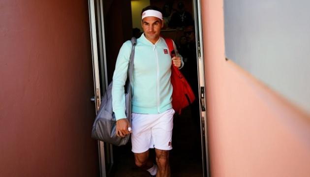 """Третя """"ракетка"""" світу Федерер знявся з Мастерса в Римі через травму"""
