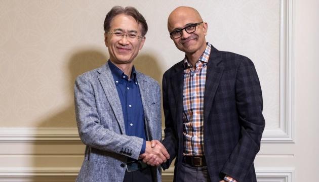 Sony і Microsoft об'єдналися для розвитку хмарного геймінгу