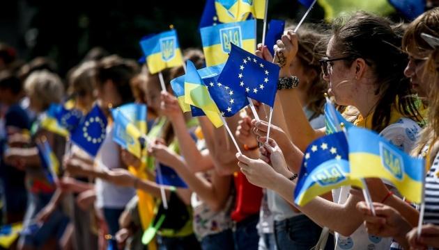 Más del 60% de los ucranianos respaldan la adhesión de Ucrania a la UE