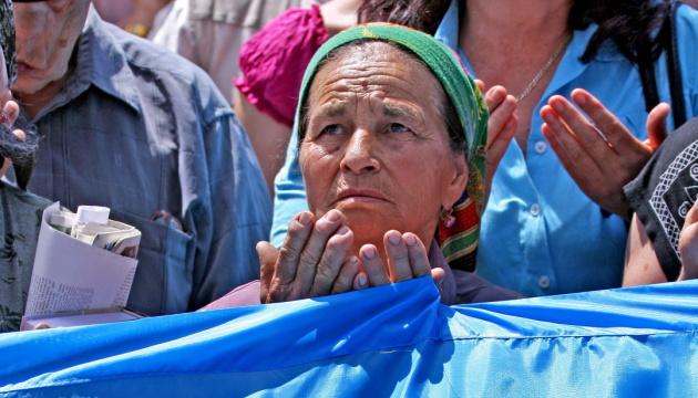 L'Ukraine commémore les victimes de la déportation des Tatars de Crimée