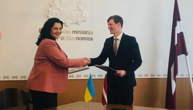 Україна і Латвія домовилися про посилення співпраці у багатьох сферах