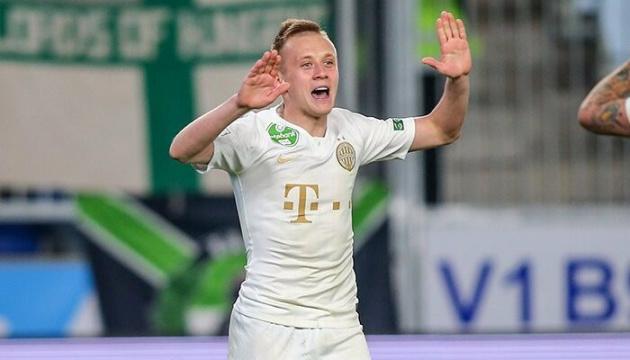 Іван Петряк став гравцем «МОЛ-Віді»