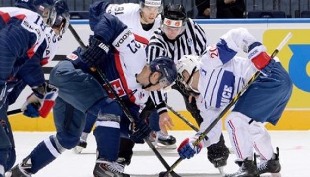 Чемпіонат світу з хокею: Словаччина обіграла Францію, Норвегія - Австрію