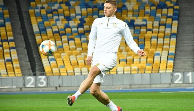 Миколенко встигне відновитись до матчів національної збірної