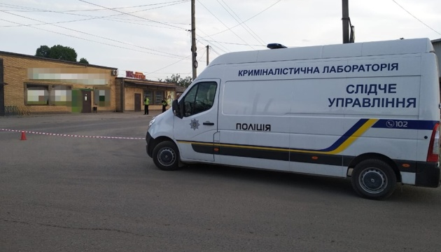 На Луганщині чоловік підірвав гранату у банку й загинув, п'ятеро поранених