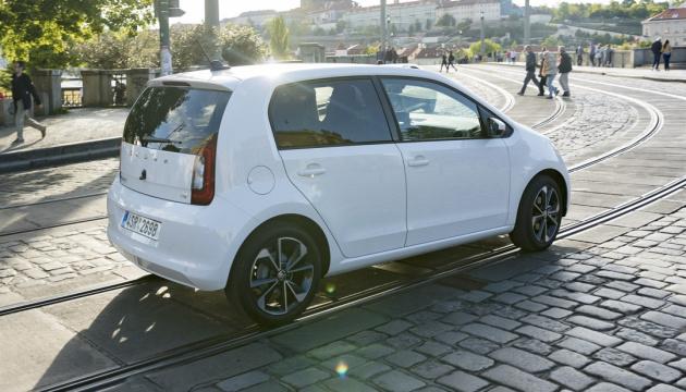 Škoda створила один із найдешевших у світі електрокарів