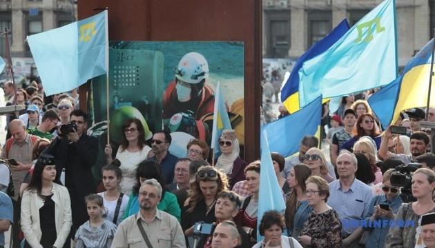 Активісти закликають країни ООН визнати депортацію кримських татар геноцидом